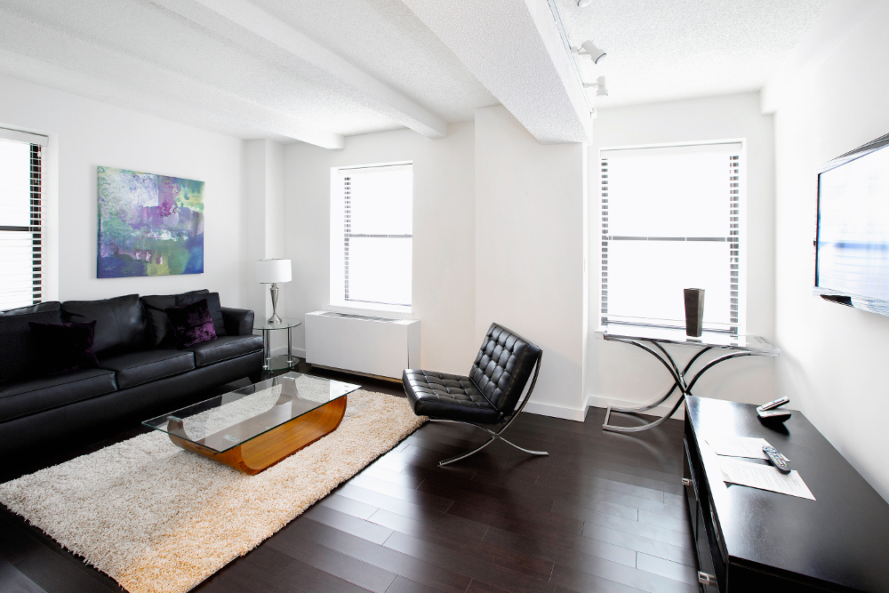 Corporate Furnished Apartment - Executive Plaza NYC
