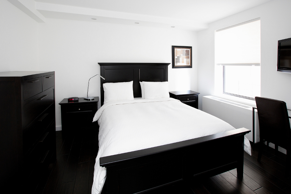 Bedroom - Executive Plaza NYC