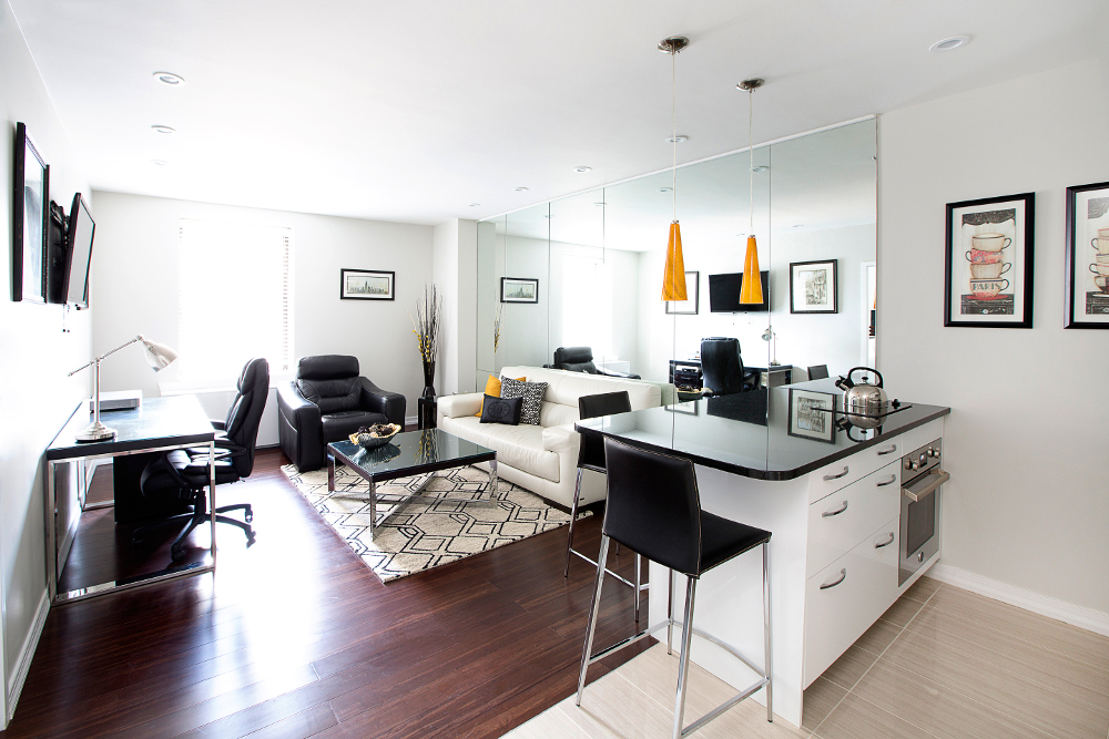 Corporate Housing Apartment - Executive Plaza NYC
