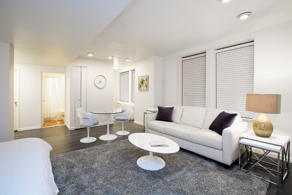Corporate Housing Studio - Executive Plaza NYC
