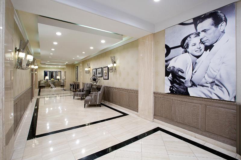Executive Plaza NYC - Lobby