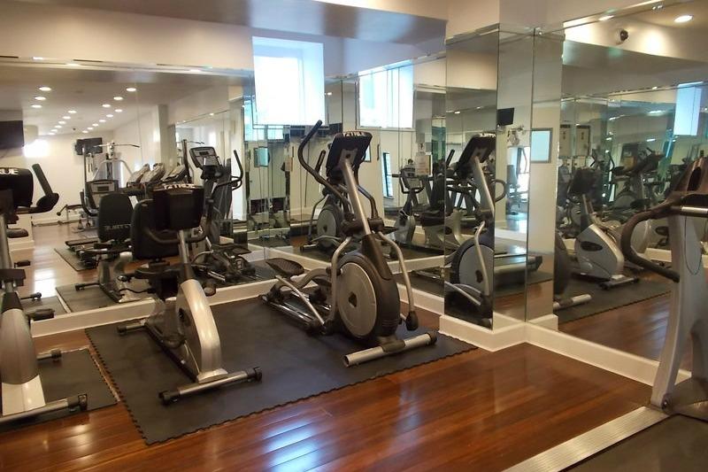 Executive Plaza NYC Gym